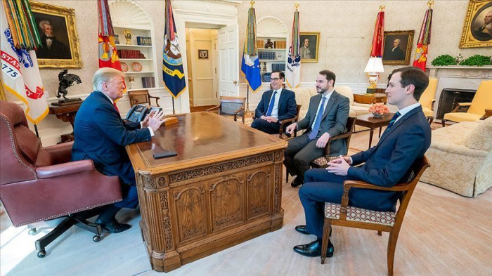 US:Trump a reçu le ministre turc du Trésor
