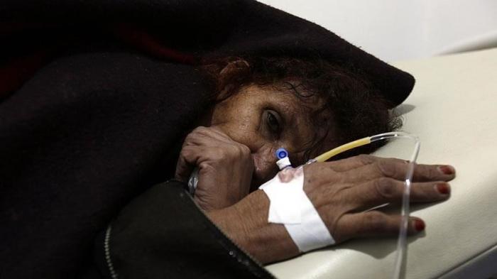 Yémen:   195 000 cas suspectés d'être porteurs de choléra depuis le début de 2019