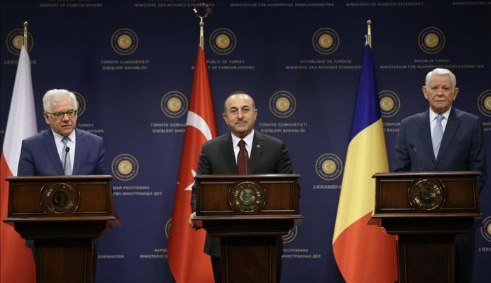 Cavusoglu: Ankara prend en compte les inquiétudes de l