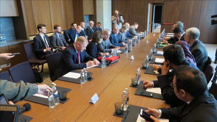Kazakhstan: 12ème réunion des représentants des garants du processus d