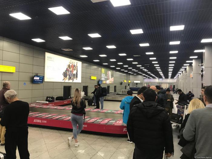 AZAL carries out first regular flight Baku-Almaty-Baku