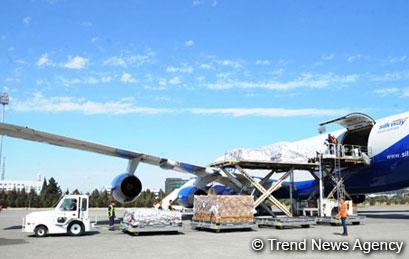 Iran receives humanitarian aid sent on instruction by Azerbaijani president