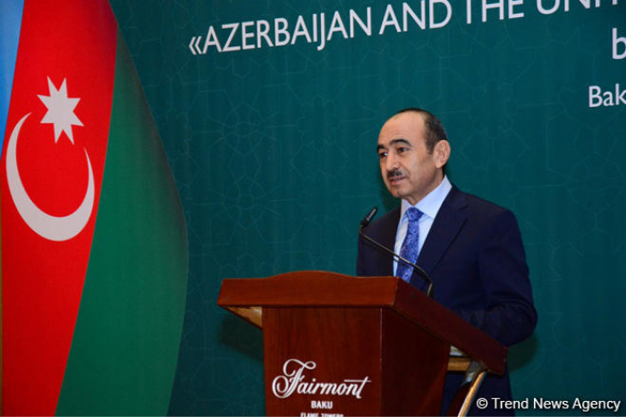 """Azerbaijan-UK relations serve as example for European countries"""