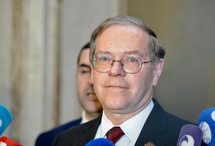 """El embajador estadounidense:  """"Azerbaiyán es un socio importante de EE.UU."""""""
