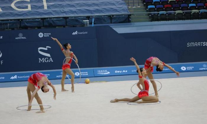 Bakıda gimnastika üzrə Dünya Kuboku başlayır