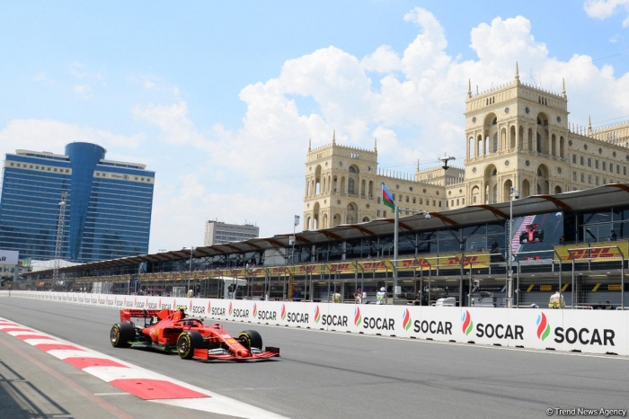 Day 3 of Formula 1 Azerbaijan Grand Prix 2019 to kick off in Baku