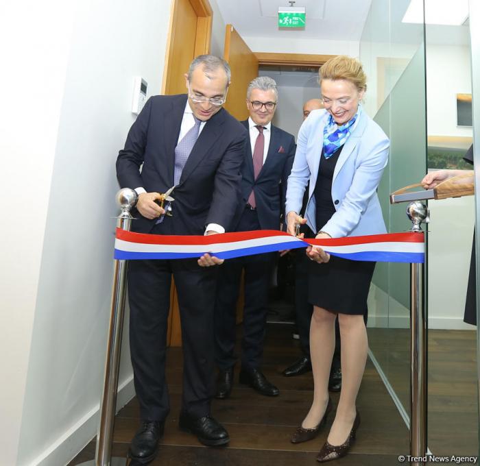 Croatian embassy opens in Baku