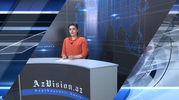 AzVision TV publica nueva edición de noticias en inglés para el 19 de abril-  Video