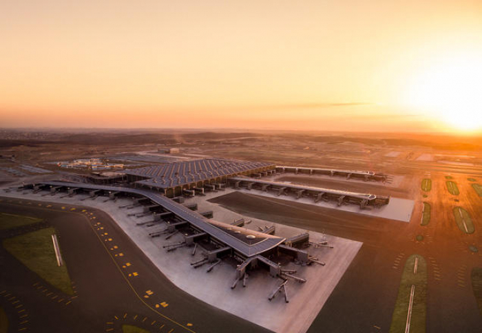 Azerbaijan to provide fuel for Istanbul's new airport