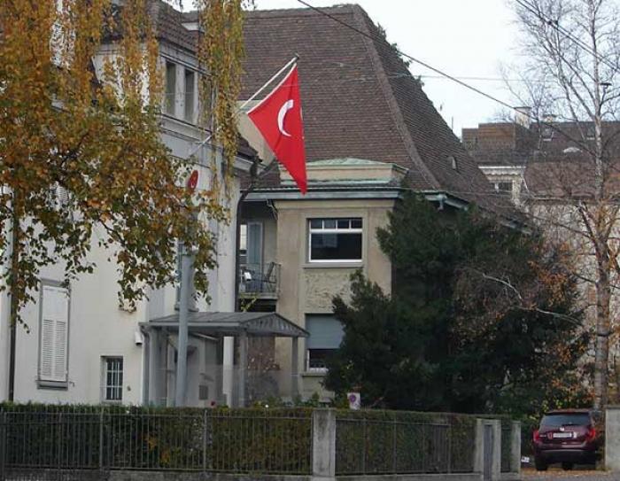 Police arrest suspects in attack on Turkish Consulate in Zurich- UPDATED