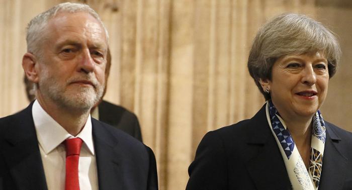 La UE insta a May y Corbyn a no anteponer los intereses de sus partidos