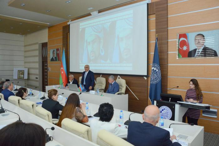 UNEC-də Nəsimiyə həsr edilmiş konfrans keçirilib