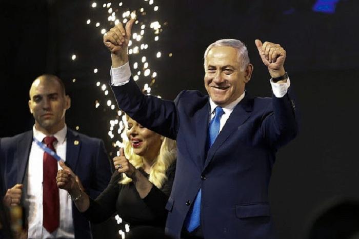 Netanyahu 1 mandatla hamını üstələdi - Seçkinin yekun nəticələri