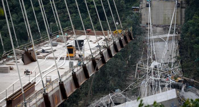 ارتفاع قتلى انهيار أرضي في كولومبيا إلى 28 شخصا