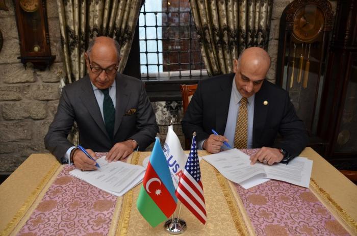 USAID y la Cámara de Comercio de EE.UU.-Azerbaiyán firman un acuerdo de asociación