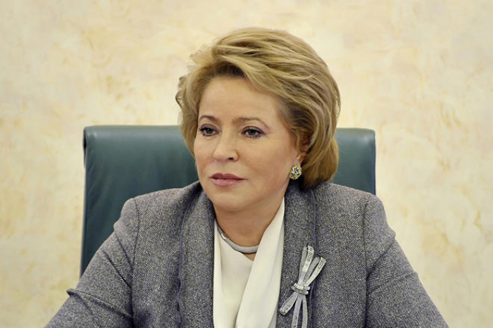 Matviyenko: Russian-Azerbaijani relations built on mutual respect, friendship