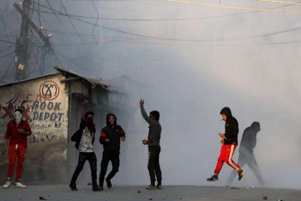 Violencia y disturbios en la segunda fase de las elecciones indias