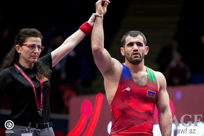 Güləşçilərimiz Avropa çempionatında 5 medal qazanıb - 2-si qızıldır
