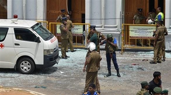 سريلانكا: توقيف 13 رجلاً لتورطهم بتفجيرات أحد الفصح