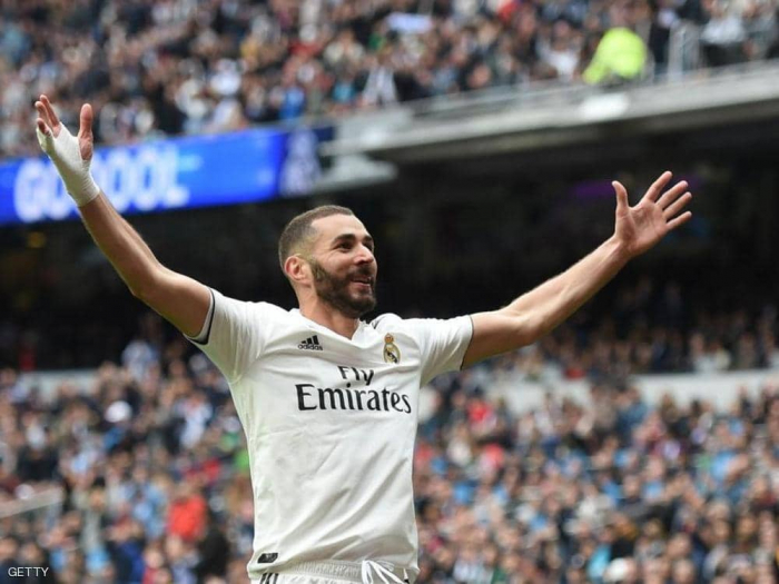 في 5 مباريات.. بنزيمة يحقق إنجازا غير مسبوق في ريال مدريد