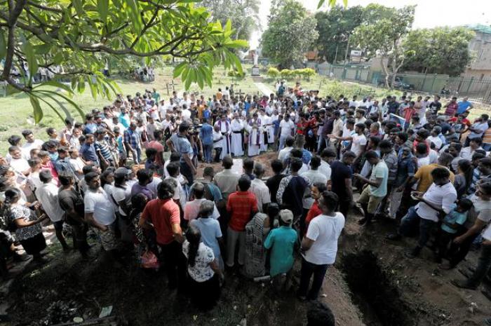 Sri Lanka blasts were revenge for New Zealand mosque killings: minister