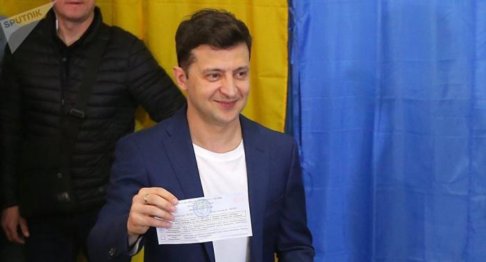 Crimea desconfía de una mejora de relaciones con Ucrania tras la victoria de Zelenski