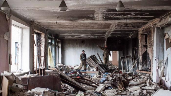 Zunehmende Angriffe auf Schulen in Ost-Ukraine