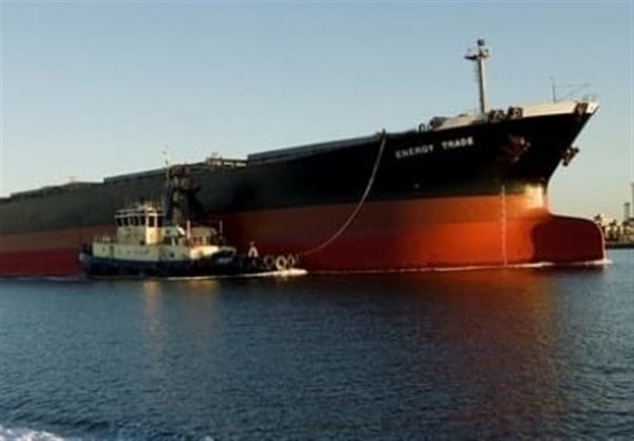 Iranian oil tanker taken to Jeddah after technical failure