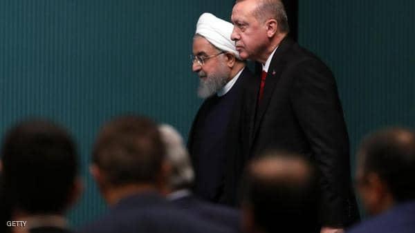 """إيران بعد قطر.. أردوغان يكرر """"لعبته المفضلة"""""""