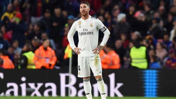 """راموس يفكر في الرحيل.. وريال مدريد حدد """"البديل الأقرب"""""""