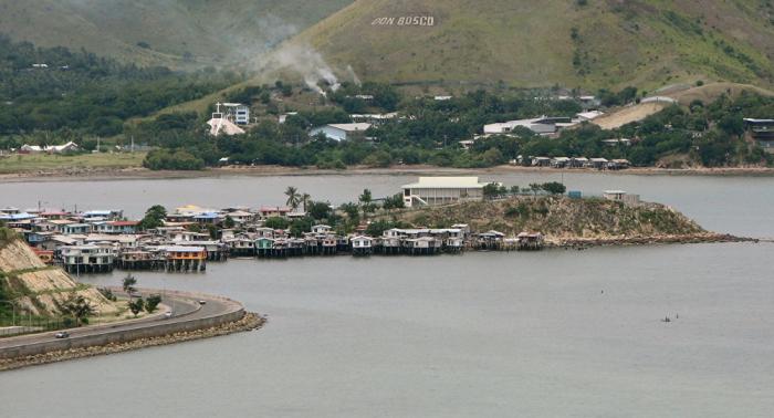 زلزال بقوة 7.5 درجة يضرب غينيا الجديدة