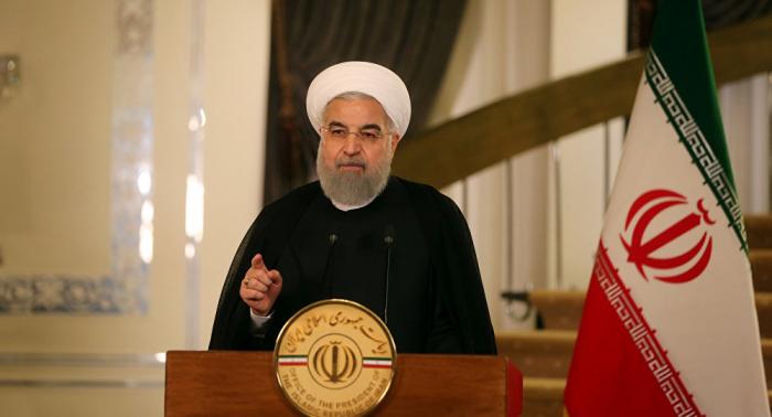 روحاني يقترح استفتاء شعبيا بشأن البرنامج النووي الإيراني