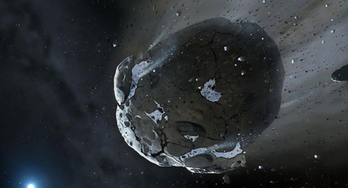 Un astéroïde plus grand que la tour Eiffel frôlera la Terre un vendredi 13, selon la NASA