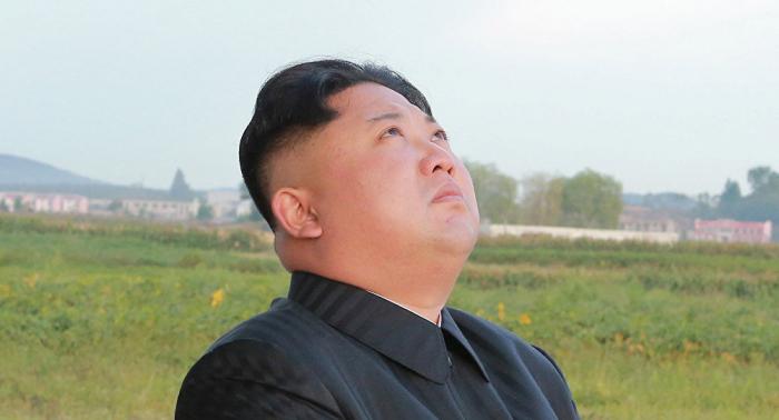 La Corée du Nord diffuse des photos de son récent «exercice de frappe»