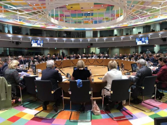 Meeting of EU and EaP foreign ministers starts in Brussels