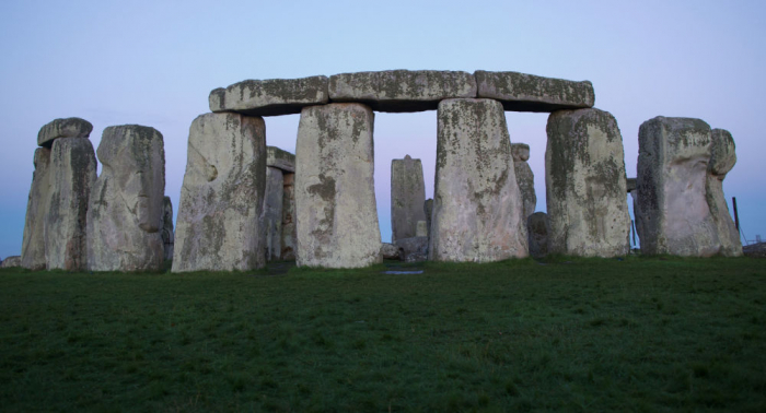 Stonehenge's missing core returned to UK after 60 years