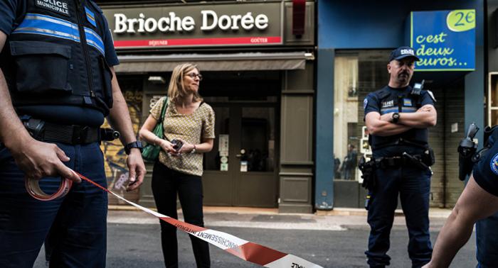 Suspect in Lyon blast arrested in France