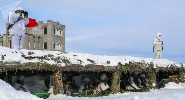 قاعدة عسكرية روسية في طور الانتهاء بالقطب الشمالي