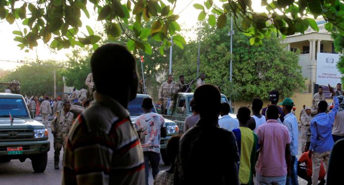 المعارضة السودانية تعلن إخفاق المفاوضات مع المجلس العسكري الانتقالي