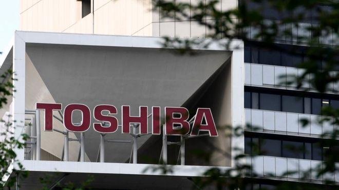 """توشيبا تنضم إلى باناسونيك في """"وقف التعامل"""" مع هواوي الصينية"""