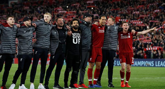 مدرب ليفربول يكشف خطة الاستعداد لنهائي دوري الأبطال
