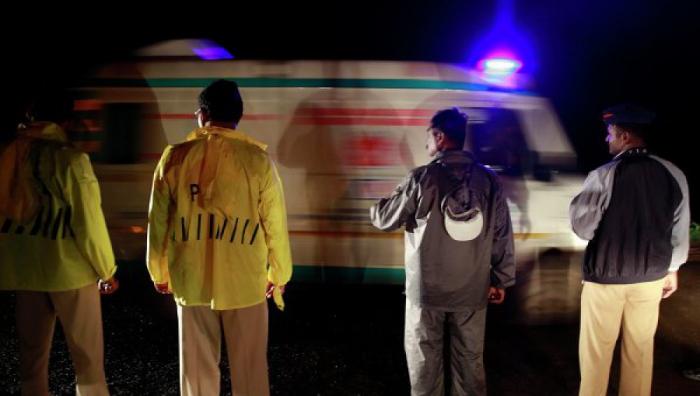 Hindistanda ağır yol qəzası: 14 ölü, 6 yaralı