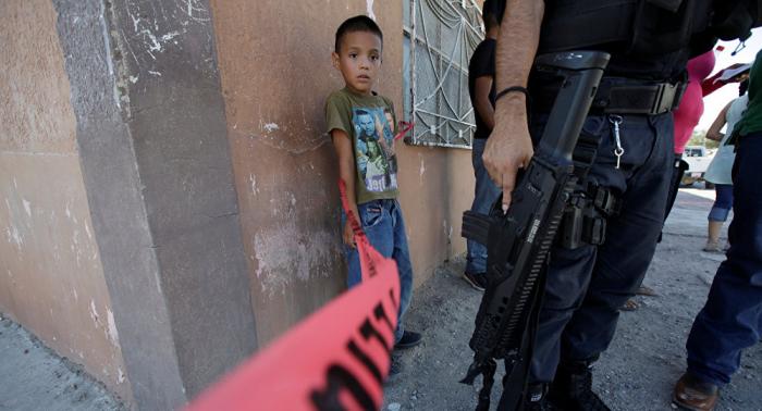 العثور على 18 كيسا بها أعضاء بشرية في المكسيك