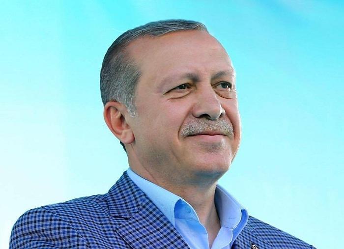 Ərdoğandan Azərbaycan dilində təbrik - FOTO