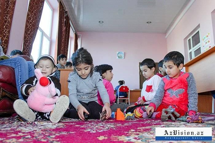Sosial yardım alan ailə üzvlərinin 50 faizdən çoxu uşaqlardır