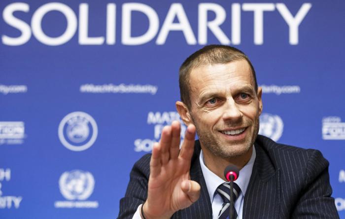 UEFA prezidenti final üçün niyə Bakını seçdiklərini açıqladı