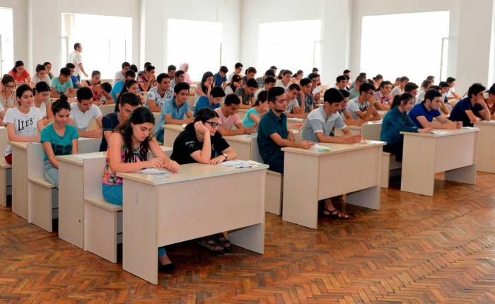 Universitetlər üçün ayrılan yerlərin sayı bilindi - SİYAHI