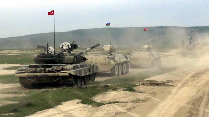 Azerbaijan, Turkey launch joint live-fire tactical exercises - PHOTOS+VIDEO