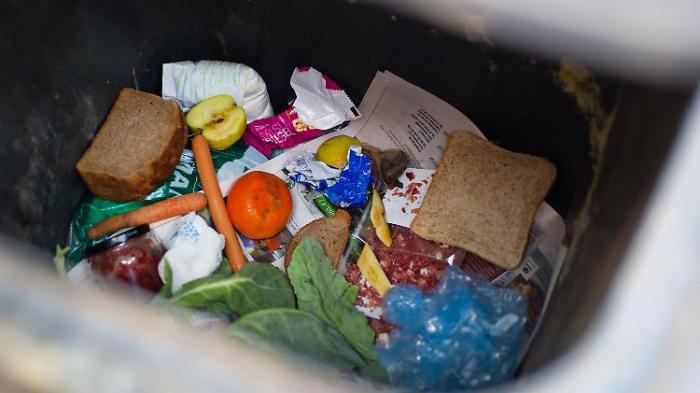 Wie man weniger Essen verschwendet