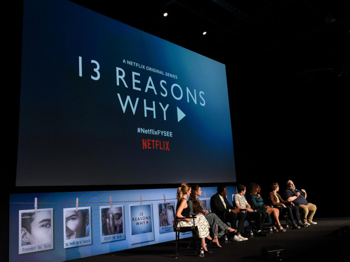 Teen suicide rates spiked after Netflix's 13 Reasons Why was released